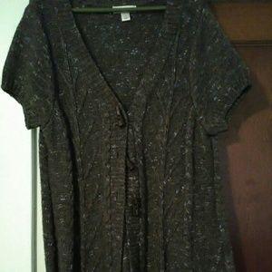 CJ Banks sweater
